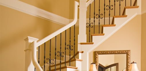 How To Paint A Stairwell Today S Homeowner