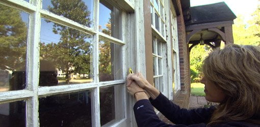 How To Open A Paint Stuck Window Today S Homeowner
