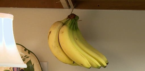 How To Make A Kitchen Cabinet Hook For Bananas Today S Homeowner
