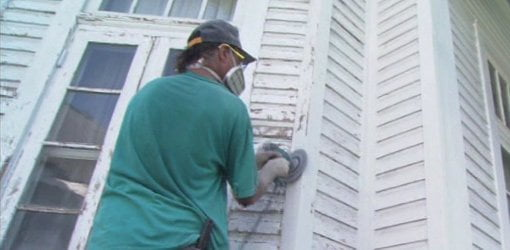 How To Prepare The Outside Of A House For Painting Today