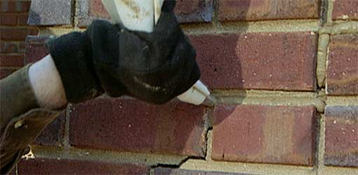 How To Repair Cracked Brick Mortar Joints Today S Homeowner