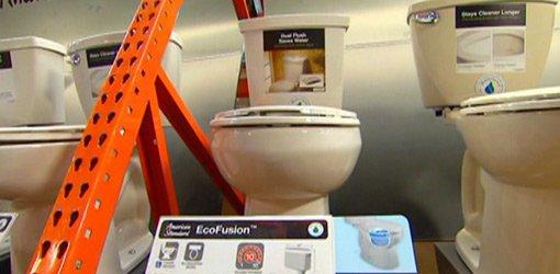 American Standard Ecofusion Dual Flush Toilet Today S
