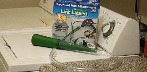 Lint Lizard Dryer Cleaner Product Review Today S Homeowner
