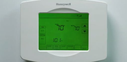 Honeywell Wi Fi Programmable Touchscreen Thermostat