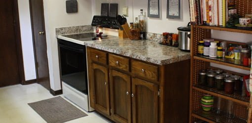 Budget Kitchen Countertop And Cabinet Update Today S