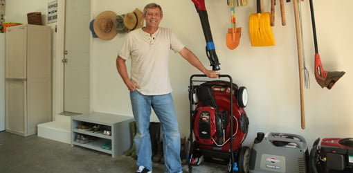 Garage Space Saving Storage Solutions Today S Homeowner