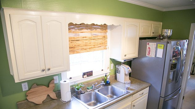 How to Remove Furr Down Above Kitchen Cabinets | Today's ...