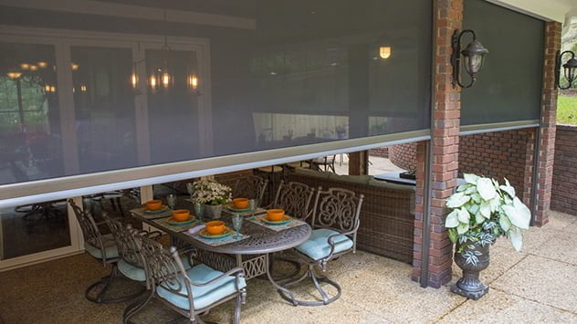 Creating A Year Round Outdoor Living Space Today S Homeowner