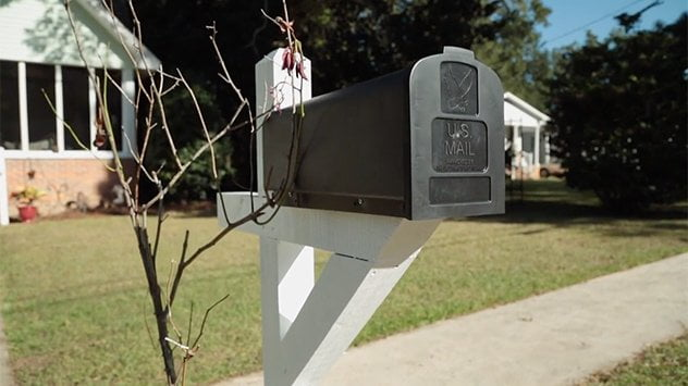 How To Build A Mailbox Post Today S Homeowner