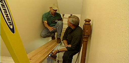 Stairwell Painting Tip Today S Homeowner