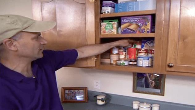 Kitchen Cabinet Riser