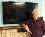 Danny Lipford with digital TV.