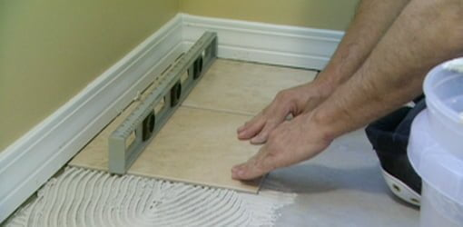 Can You Lay Tile Directly Over A Plywood Subfloor Today S