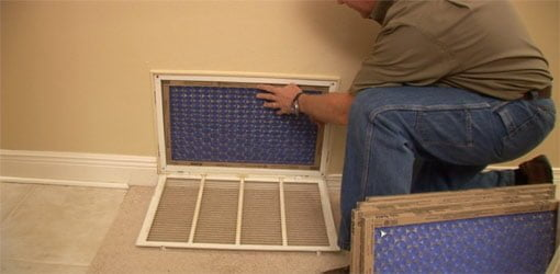 How To Change The Air Filter In Your Home