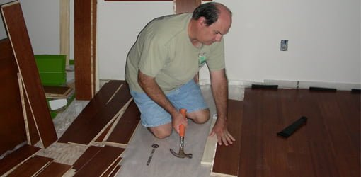 How Hard Is It to Install a Wood Floor