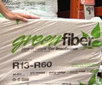 GreenFiber Cellulose Insulation