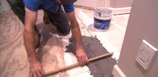 How to Level a Subfloor to Prepare for New Flooring