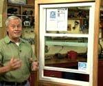 Danny explaining Jeld-Wen Windows