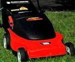 rechargeable cordless lawn mower