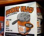 bucket head wet dry vac
