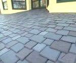 synthetic slate shake roofing