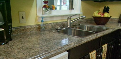 How to Install Plastic Laminate Kitchen Countertops ...