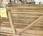 reusing wood