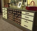 old credenza chest