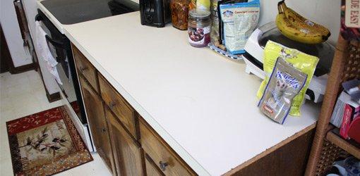 Laminated Plastic Used On Kitchen