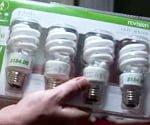 CFL light bulbs