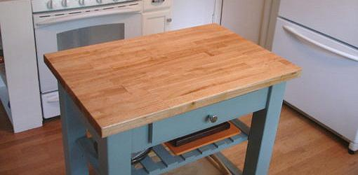 How To Clean And Oil Your Butcher Block