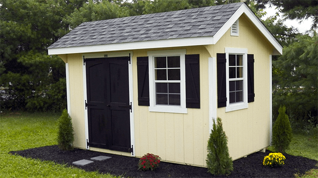 What To Consider Before Adding A Storage Shed To Your Yard
