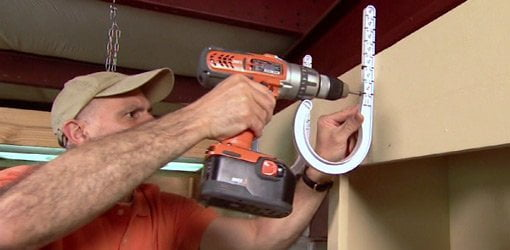 How To Use Pipe Hangers To Hang Tools In Your Shop Today S Homeowner