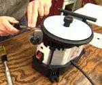 motorized sharpener