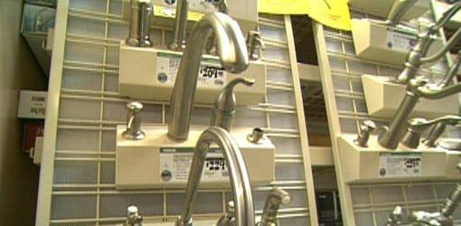 new faucet fixtures