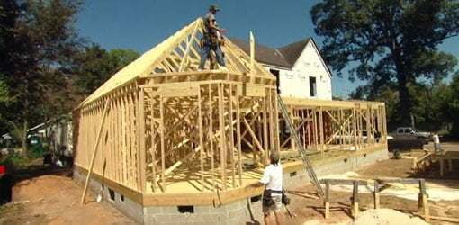 How To Frame An Addition Today S Homeowner
