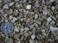 Vermiculite insulation granules