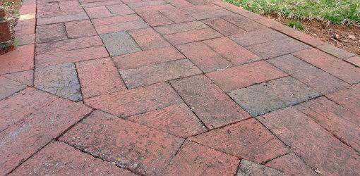 How To Choose Between Brick And Concrete Pavers Today S Homeowner