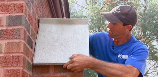 How To Make A Poured Concrete Cap For A Wing Wall Today