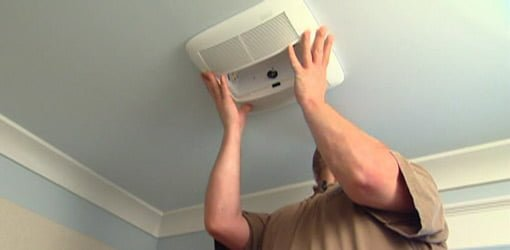 Tips For Installing A Bathroom Exhaust Vent Fan Today S Homeowner