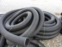 Flexible drain pipe