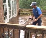Maintaining a Wood Deck