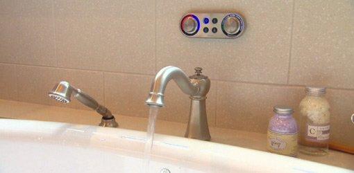Digital tub controller