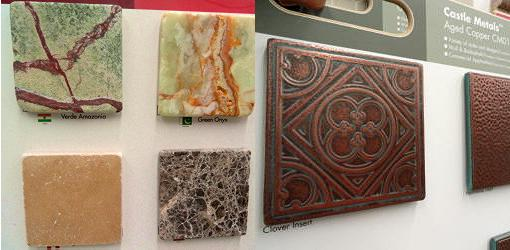 Tile for coasters