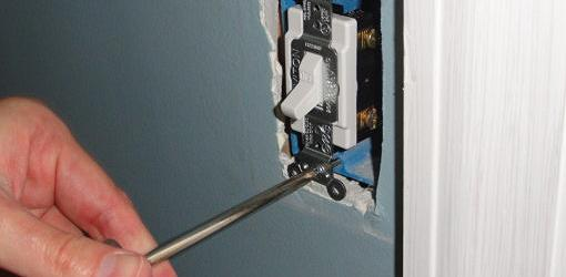 How To Replace A Single Pole Wall Switch
