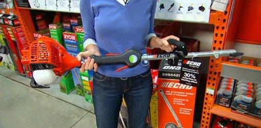 Echo Pro Attachment Series Lawn Tool