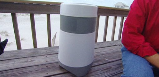Outcast Jr. wireless outdoor speaker from Soundcast