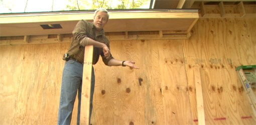 Danny Lipford with home addition