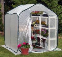 SpringHouse portable greenhouse