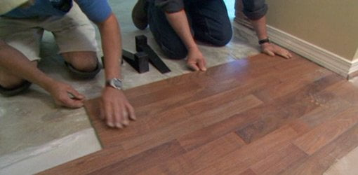 Easy Diy Floor Installation For Your Home Today S Homeowner